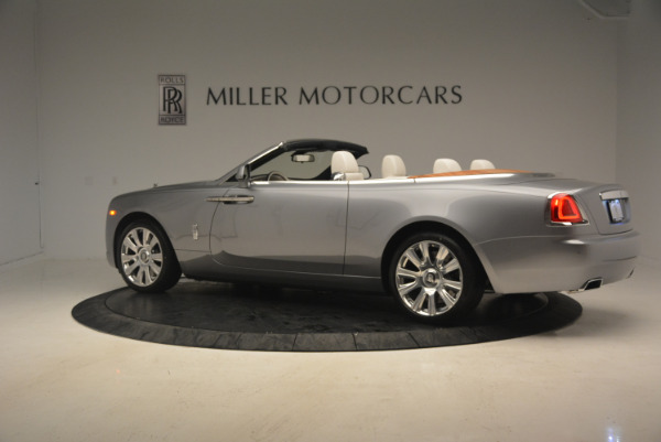 Used 2017 Rolls-Royce Dawn for sale Sold at Alfa Romeo of Greenwich in Greenwich CT 06830 4
