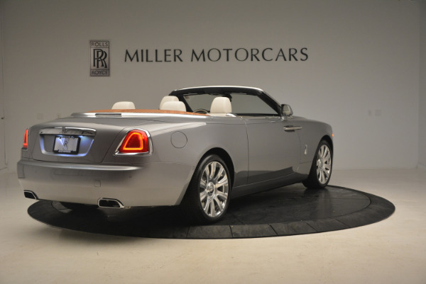 Used 2017 Rolls-Royce Dawn for sale Sold at Alfa Romeo of Greenwich in Greenwich CT 06830 7