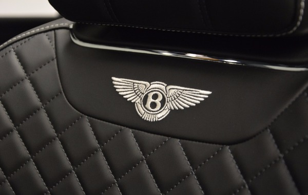 New 2017 Bentley Bentayga for sale Sold at Alfa Romeo of Greenwich in Greenwich CT 06830 25