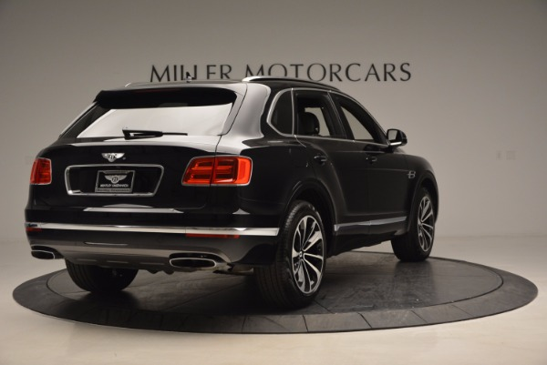 New 2017 Bentley Bentayga for sale Sold at Alfa Romeo of Greenwich in Greenwich CT 06830 7