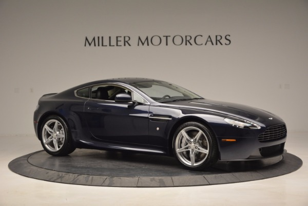 Used 2016 Aston Martin V8 Vantage for sale Sold at Alfa Romeo of Greenwich in Greenwich CT 06830 10