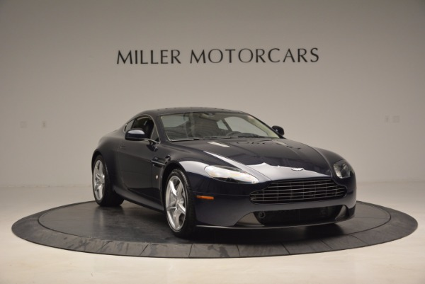 Used 2016 Aston Martin V8 Vantage for sale Sold at Alfa Romeo of Greenwich in Greenwich CT 06830 11
