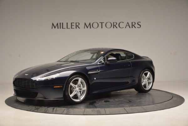 Used 2016 Aston Martin V8 Vantage for sale Sold at Alfa Romeo of Greenwich in Greenwich CT 06830 2