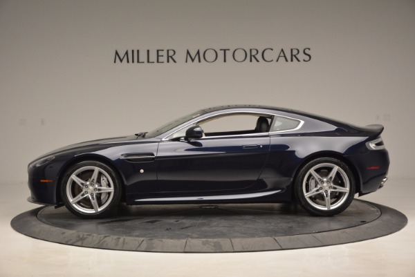 Used 2016 Aston Martin V8 Vantage for sale Sold at Alfa Romeo of Greenwich in Greenwich CT 06830 3