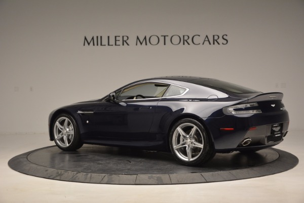 Used 2016 Aston Martin V8 Vantage for sale Sold at Alfa Romeo of Greenwich in Greenwich CT 06830 4