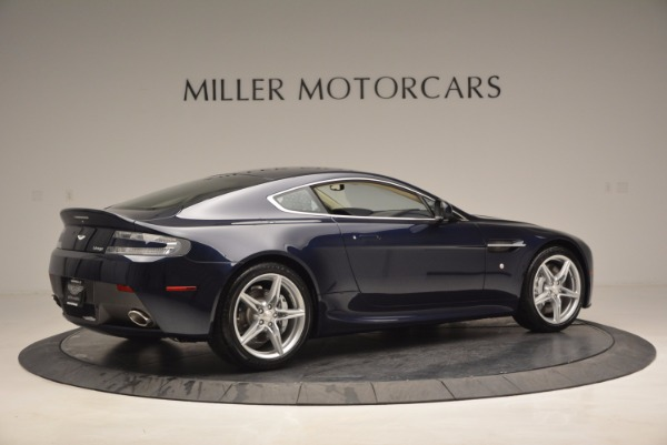 Used 2016 Aston Martin V8 Vantage for sale Sold at Alfa Romeo of Greenwich in Greenwich CT 06830 8