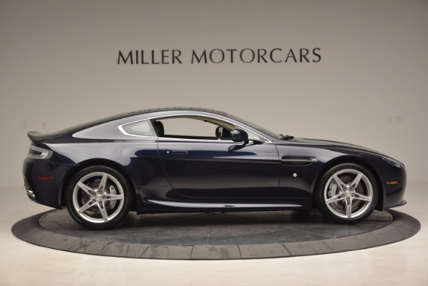 Used 2016 Aston Martin V8 Vantage for sale Sold at Alfa Romeo of Greenwich in Greenwich CT 06830 9