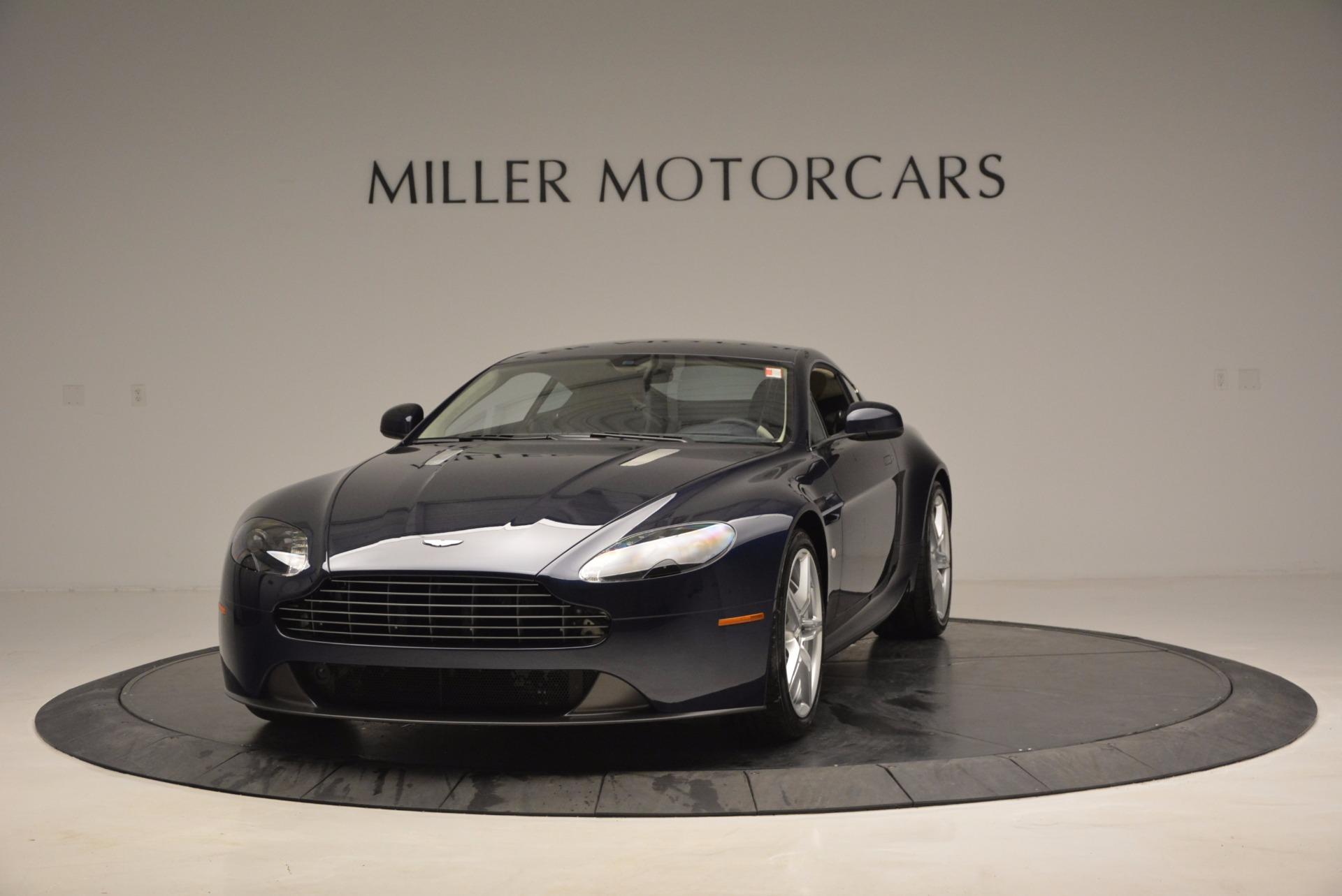 Used 2016 Aston Martin V8 Vantage for sale Sold at Alfa Romeo of Greenwich in Greenwich CT 06830 1