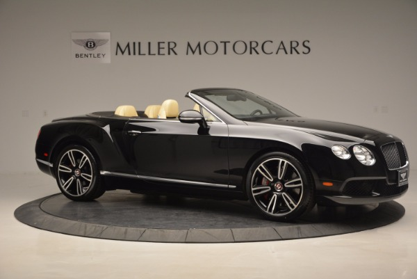 Used 2013 Bentley Continental GT V8 for sale Sold at Alfa Romeo of Greenwich in Greenwich CT 06830 11