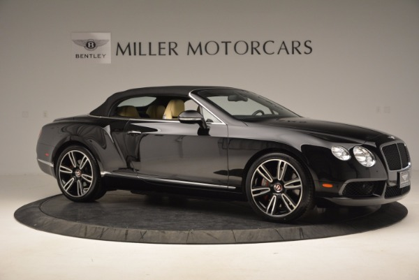 Used 2013 Bentley Continental GT V8 for sale Sold at Alfa Romeo of Greenwich in Greenwich CT 06830 23