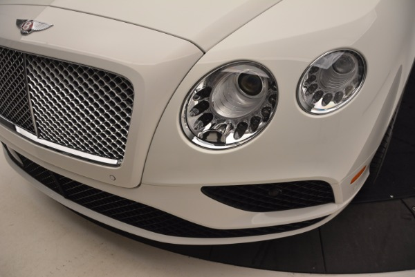 Used 2016 Bentley Continental GT V8 for sale Sold at Alfa Romeo of Greenwich in Greenwich CT 06830 14