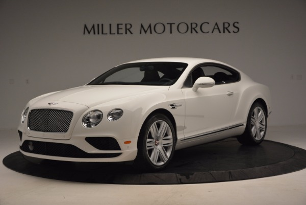Used 2016 Bentley Continental GT V8 for sale Sold at Alfa Romeo of Greenwich in Greenwich CT 06830 2