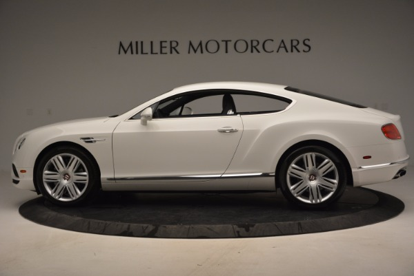 Used 2016 Bentley Continental GT V8 for sale Sold at Alfa Romeo of Greenwich in Greenwich CT 06830 3
