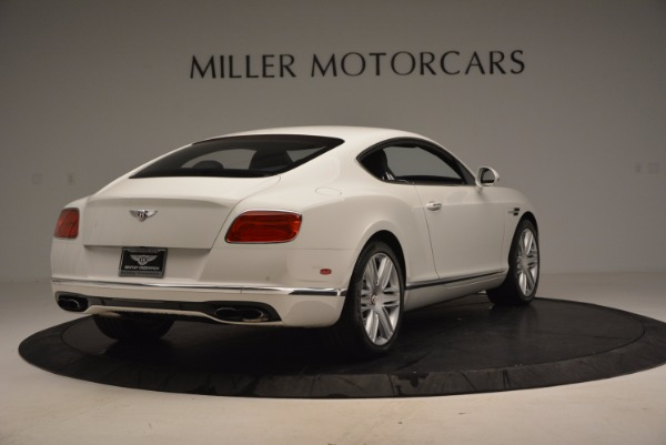 Used 2016 Bentley Continental GT V8 for sale Sold at Alfa Romeo of Greenwich in Greenwich CT 06830 7