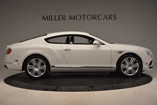 Used 2016 Bentley Continental GT V8 for sale Sold at Alfa Romeo of Greenwich in Greenwich CT 06830 8