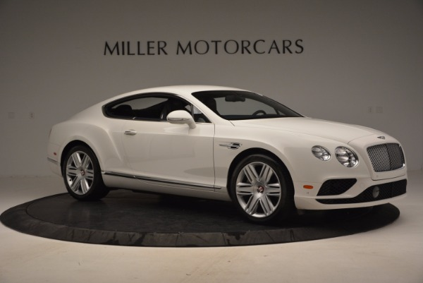 Used 2016 Bentley Continental GT V8 for sale Sold at Alfa Romeo of Greenwich in Greenwich CT 06830 9