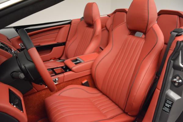 New 2016 Aston Martin DB9 GT Volante for sale Sold at Alfa Romeo of Greenwich in Greenwich CT 06830 21