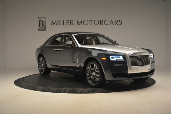 Used 2017 Rolls-Royce Ghost for sale Sold at Alfa Romeo of Greenwich in Greenwich CT 06830 11