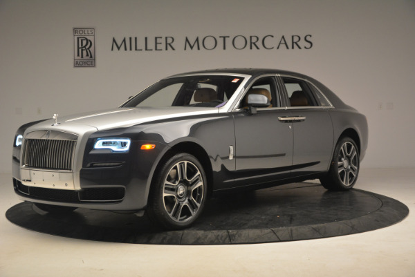 Used 2017 Rolls-Royce Ghost for sale Sold at Alfa Romeo of Greenwich in Greenwich CT 06830 2