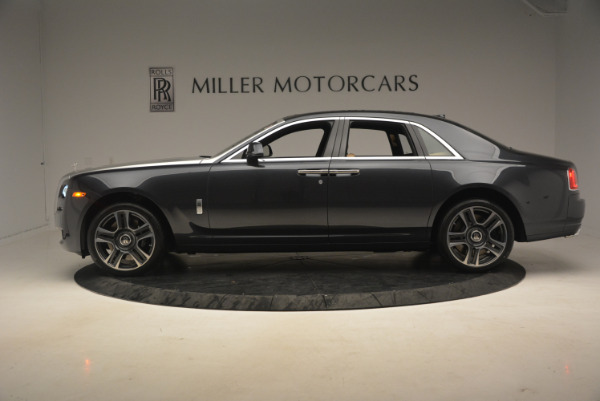 Used 2017 Rolls-Royce Ghost for sale Sold at Alfa Romeo of Greenwich in Greenwich CT 06830 3