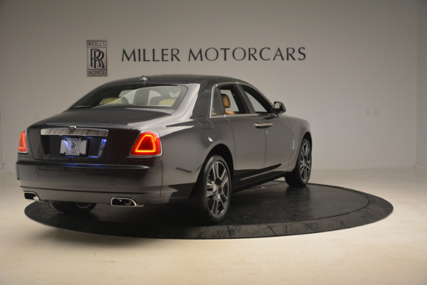 Used 2017 Rolls-Royce Ghost for sale Sold at Alfa Romeo of Greenwich in Greenwich CT 06830 7