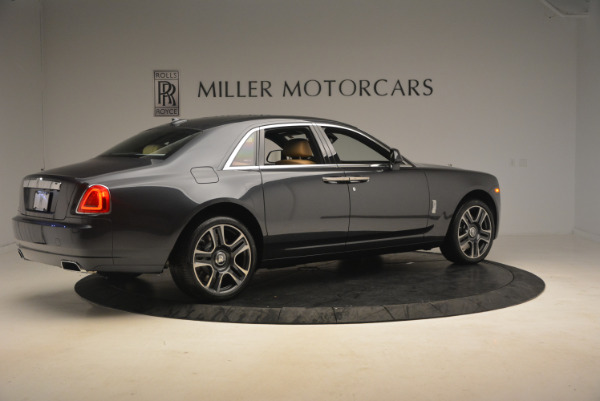 Used 2017 Rolls-Royce Ghost for sale Sold at Alfa Romeo of Greenwich in Greenwich CT 06830 8