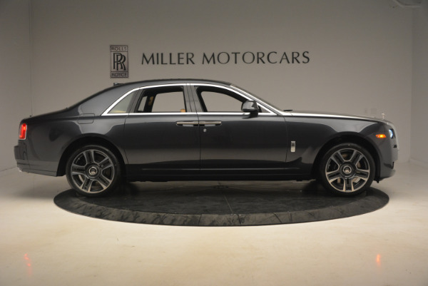 Used 2017 Rolls-Royce Ghost for sale Sold at Alfa Romeo of Greenwich in Greenwich CT 06830 9