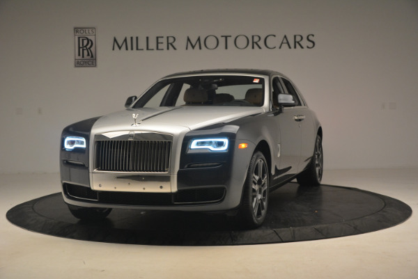 Used 2017 Rolls-Royce Ghost for sale Sold at Alfa Romeo of Greenwich in Greenwich CT 06830 1