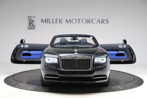 Used 2017 Rolls-Royce Dawn for sale $229,900 at Alfa Romeo of Greenwich in Greenwich CT 06830 13