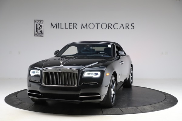 Used 2017 Rolls-Royce Dawn for sale $229,900 at Alfa Romeo of Greenwich in Greenwich CT 06830 15