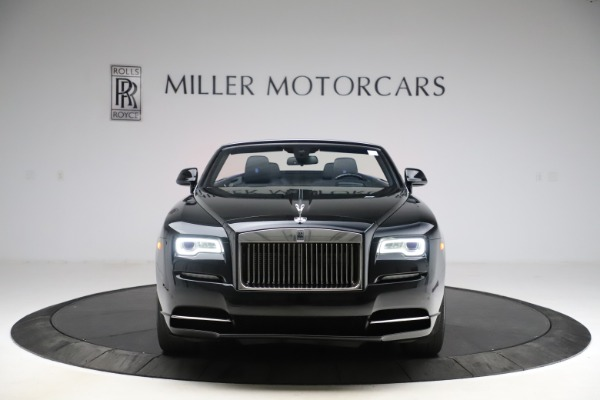 Used 2017 Rolls-Royce Dawn for sale $229,900 at Alfa Romeo of Greenwich in Greenwich CT 06830 2