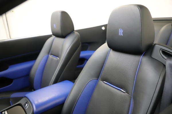 Used 2017 Rolls-Royce Dawn for sale $229,900 at Alfa Romeo of Greenwich in Greenwich CT 06830 27