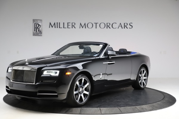 Used 2017 Rolls-Royce Dawn for sale $229,900 at Alfa Romeo of Greenwich in Greenwich CT 06830 3