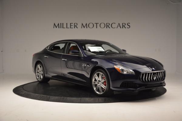 New 2017 Maserati Quattroporte S Q4 for sale Sold at Alfa Romeo of Greenwich in Greenwich CT 06830 11