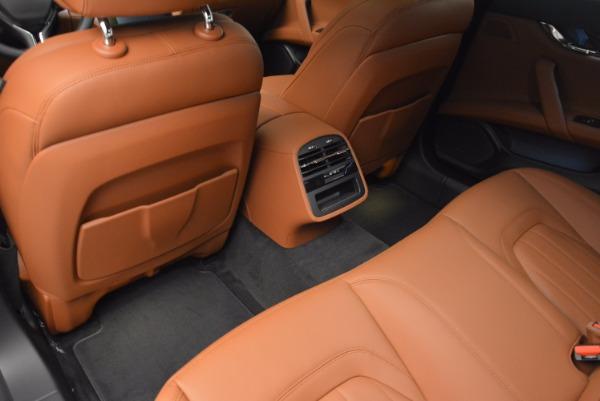 New 2017 Maserati Quattroporte S Q4 for sale Sold at Alfa Romeo of Greenwich in Greenwich CT 06830 16