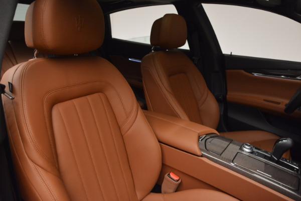 New 2017 Maserati Quattroporte S Q4 for sale Sold at Alfa Romeo of Greenwich in Greenwich CT 06830 19