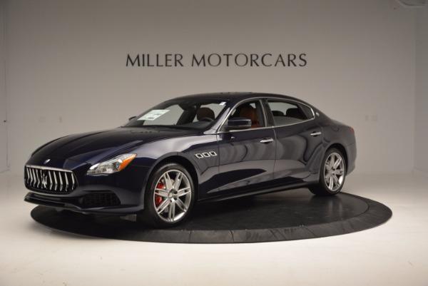 New 2017 Maserati Quattroporte S Q4 for sale Sold at Alfa Romeo of Greenwich in Greenwich CT 06830 2