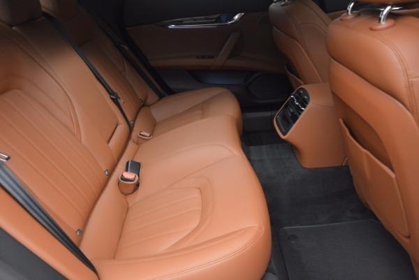 New 2017 Maserati Quattroporte S Q4 for sale Sold at Alfa Romeo of Greenwich in Greenwich CT 06830 24