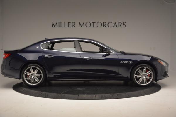 New 2017 Maserati Quattroporte S Q4 for sale Sold at Alfa Romeo of Greenwich in Greenwich CT 06830 9