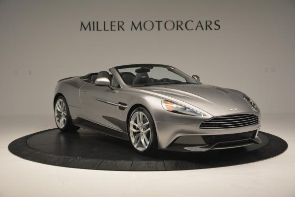 Used 2016 Aston Martin Vanquish Convertible for sale Sold at Alfa Romeo of Greenwich in Greenwich CT 06830 11
