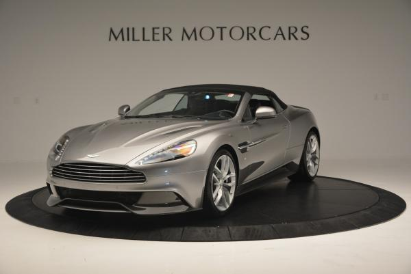 Used 2016 Aston Martin Vanquish Convertible for sale Sold at Alfa Romeo of Greenwich in Greenwich CT 06830 13