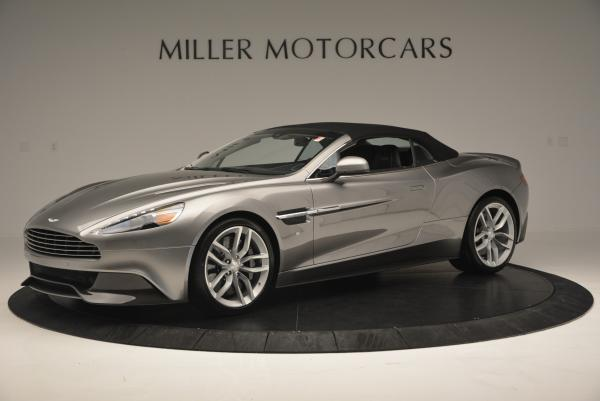 Used 2016 Aston Martin Vanquish Convertible for sale Sold at Alfa Romeo of Greenwich in Greenwich CT 06830 14