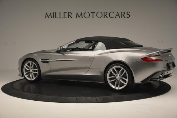 Used 2016 Aston Martin Vanquish Convertible for sale Sold at Alfa Romeo of Greenwich in Greenwich CT 06830 16