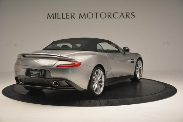 Used 2016 Aston Martin Vanquish Convertible for sale Sold at Alfa Romeo of Greenwich in Greenwich CT 06830 19