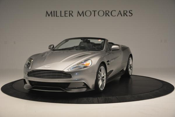 Used 2016 Aston Martin Vanquish Convertible for sale Sold at Alfa Romeo of Greenwich in Greenwich CT 06830 2