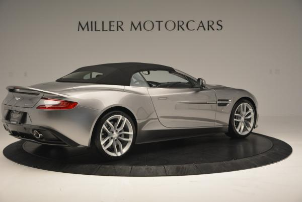 Used 2016 Aston Martin Vanquish Convertible for sale Sold at Alfa Romeo of Greenwich in Greenwich CT 06830 20