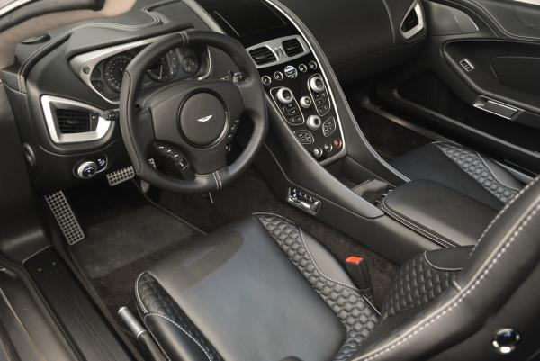 Used 2016 Aston Martin Vanquish Convertible for sale Sold at Alfa Romeo of Greenwich in Greenwich CT 06830 24