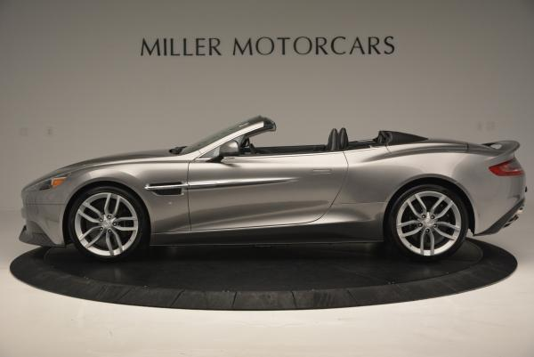 Used 2016 Aston Martin Vanquish Convertible for sale Sold at Alfa Romeo of Greenwich in Greenwich CT 06830 3