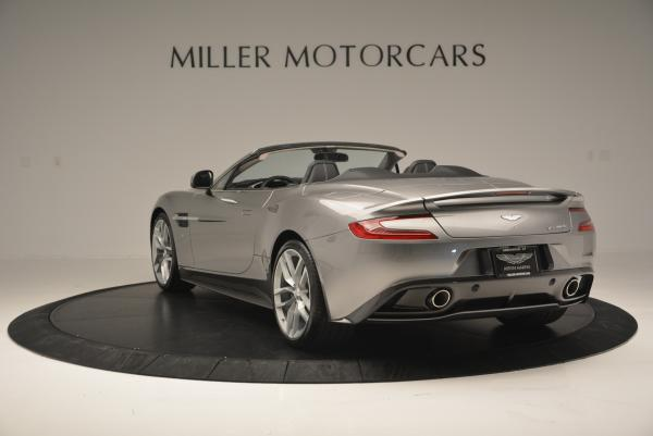 Used 2016 Aston Martin Vanquish Convertible for sale Sold at Alfa Romeo of Greenwich in Greenwich CT 06830 5