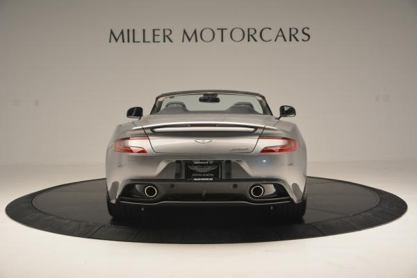 Used 2016 Aston Martin Vanquish Convertible for sale Sold at Alfa Romeo of Greenwich in Greenwich CT 06830 6